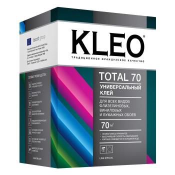 Total 70 Kleo  универсальный клей ,сыпучий